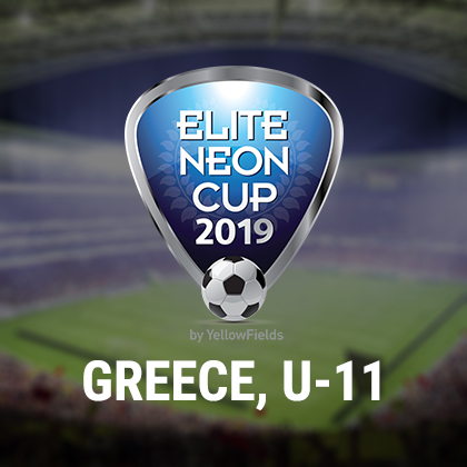 Elite Neon Cup 2019 U-11