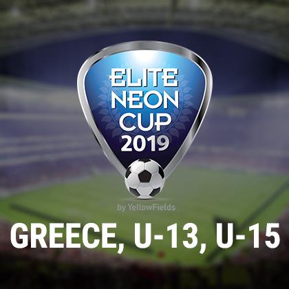 Elite Neon Cup 2019 U-13 U15
