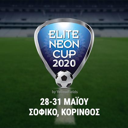 Elite Neon Cup 2020 – 28-31 Μαΐου
